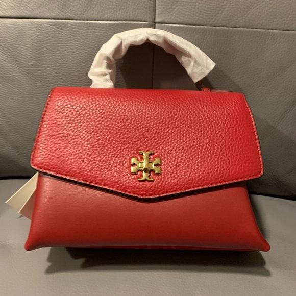 Tory Burch Handbags - Tory burch kira red new with tag
